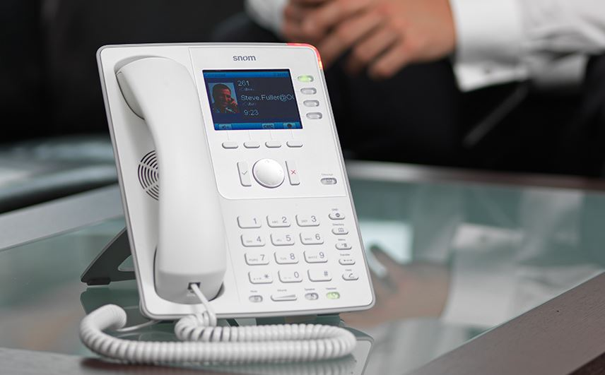 VoIP Telefone aus der Cloud